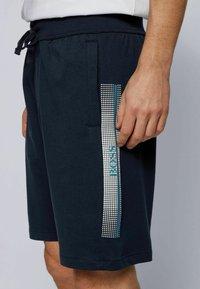 BOSS - AUTHENTIC - Pantaloni sportivi - dark blue - 3