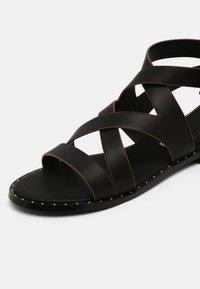 Pepe Jeans - HAYES ROAD - Sandals - black - 7