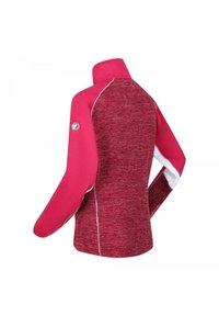 Regatta - OKLAHOMA - Fleece jacket - dark cerise - 2