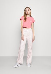 The Ragged Priest - SPECTRE - Straight leg jeans - pink/beige - 1