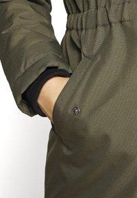 ONLY - ONLIRIS  - Winter coat - grape leaf - 4