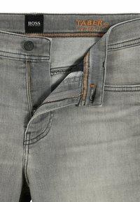 BOSS - Denim shorts - light grey - 5