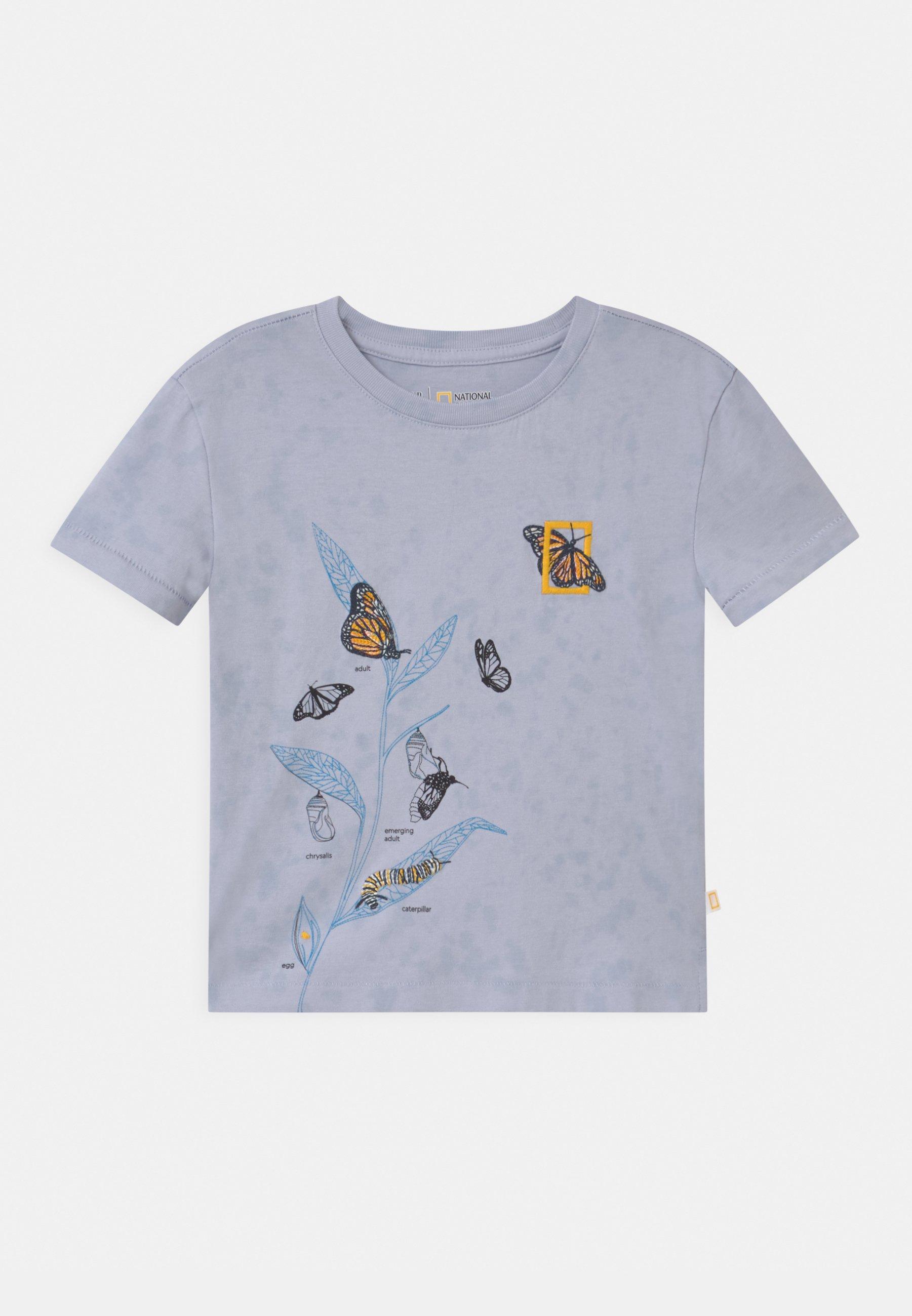 Kids GIRLS NATIONAL GEOGRAPHIC - Print T-shirt
