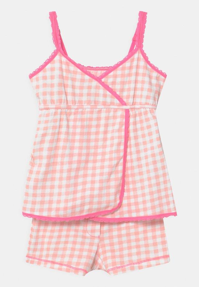 GIRLS SET - Nattøj sæt - pink