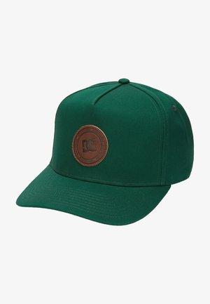 REYNOTTS - Czapka z daszkiem - dark green