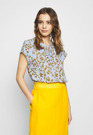ONLALMA POLY - Blouse - cashmere blue/blossom branches