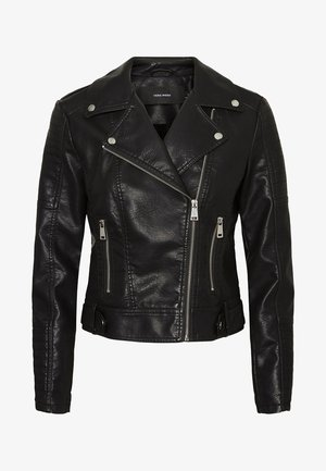 VMKERRIULTRA  - Faux leather jacket - black