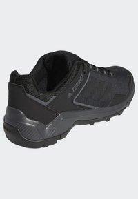 adidas Performance - TERREX EASTRAIL - Hiking shoes - grey/black - 4