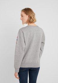 Polo Ralph Lauren - SEASONAL - Sweatshirt - dark vintage heat - 2