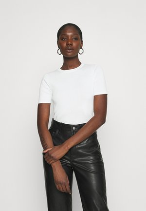 JOLIE - T-shirt con stampa - off white
