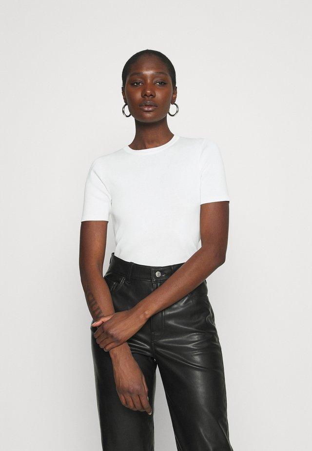 JOLIE - Print T-shirt - off white