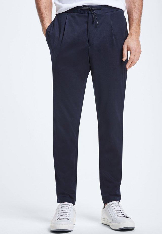 SATURN - Trousers - dark blue