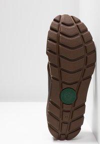 Panama Jack - SALMAN - Pantolette flach - brown - 4