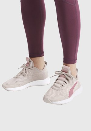 NRGY NEKO - Neutral running shoes - pastel parchment/bridal rose