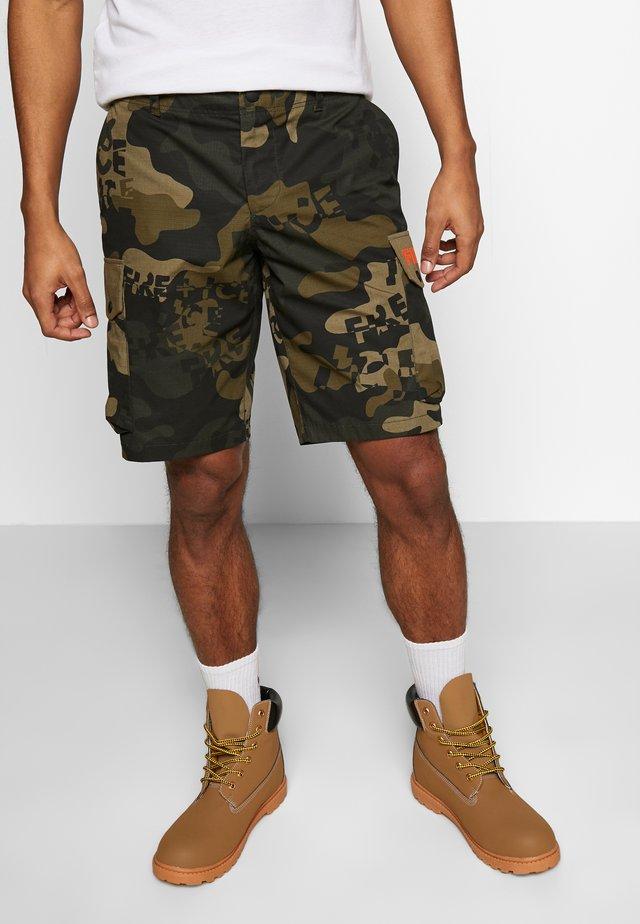 CLIO - Sports shorts - dark green