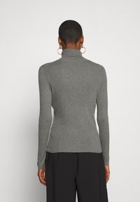 Marc O'Polo - RIB STRUCTURE - Jumper - middle stone melange - 2