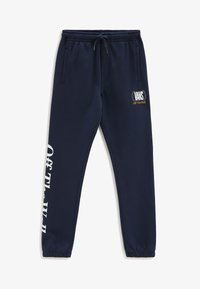 Vans - BY FREQUENCY  - Tracksuit bottoms - dress blues - 4