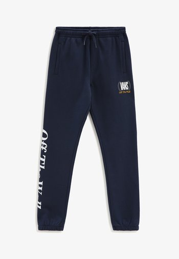 BY FREQUENCY  - Tracksuit bottoms - dress blues