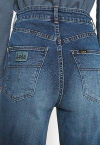 LOIS Jeans - RACHEL TURN - Straight leg jeans - vintage stone replica - 5