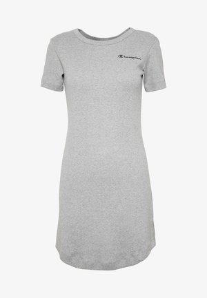 DRESS - Sukienka sportowa - grey melange