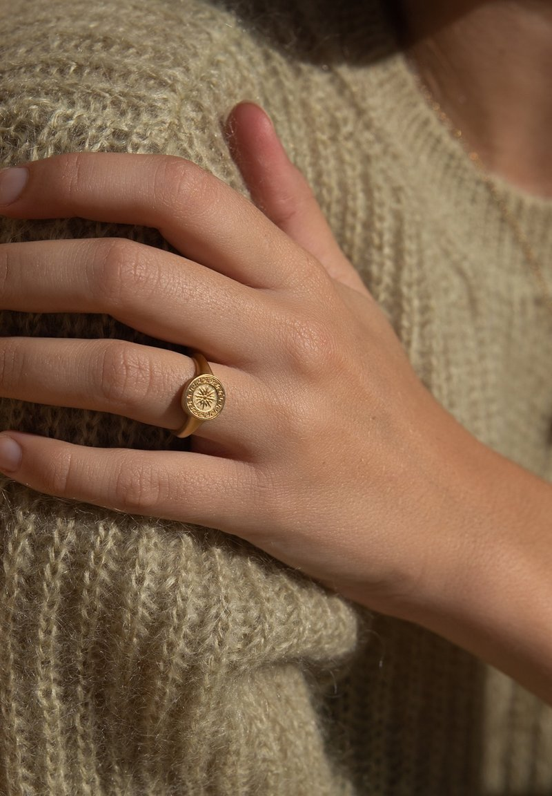 Violet Hamden - Bague - gold