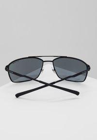 Arnette - MABONENG - Sluneční brýle - black rubber - 4