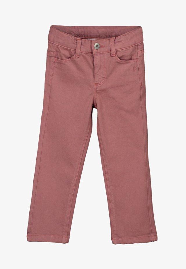 HANNA - Straight leg jeans - rose