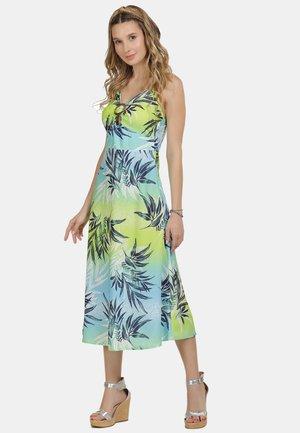 IZIA SOMMERKLEID - Sukienka letnia - tropical print