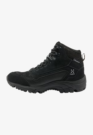 SKUTA MID PROOF ECO - Hiking shoes - true black