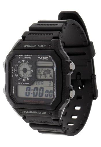 AE-1200WH-1AVEF - Digital watch - black