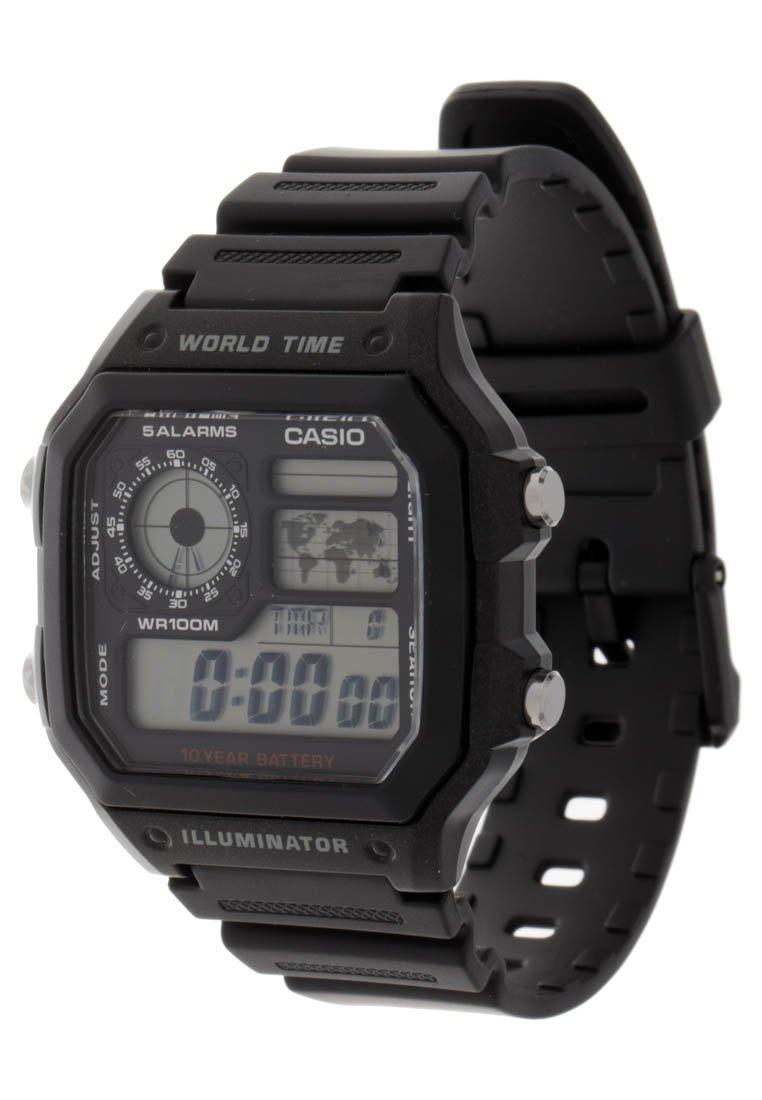 Casio - AE-1200WH-1AVEF - Digital watch - black