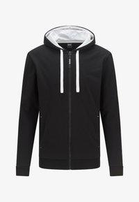 BOSS - Zip-up hoodie - black - 4