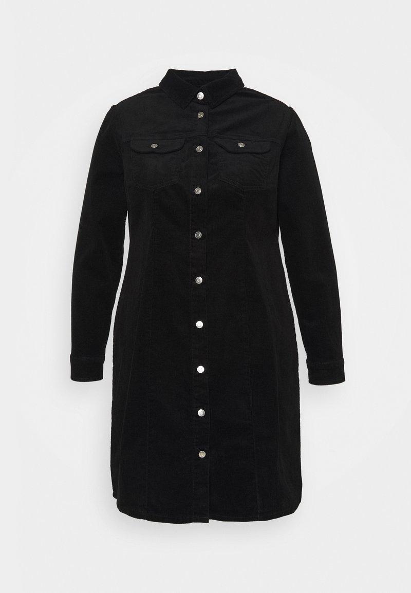 Dorothy Perkins Curve - DRESS - Day dress - black
