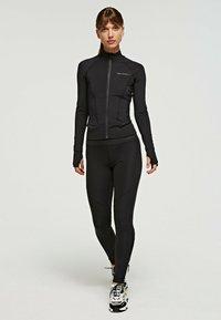 KARL LAGERFELD - Training jacket - black - 1