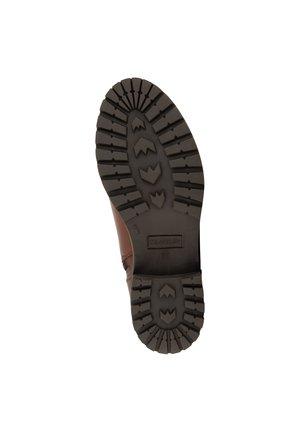 BORGEN - Ankle boots - brown