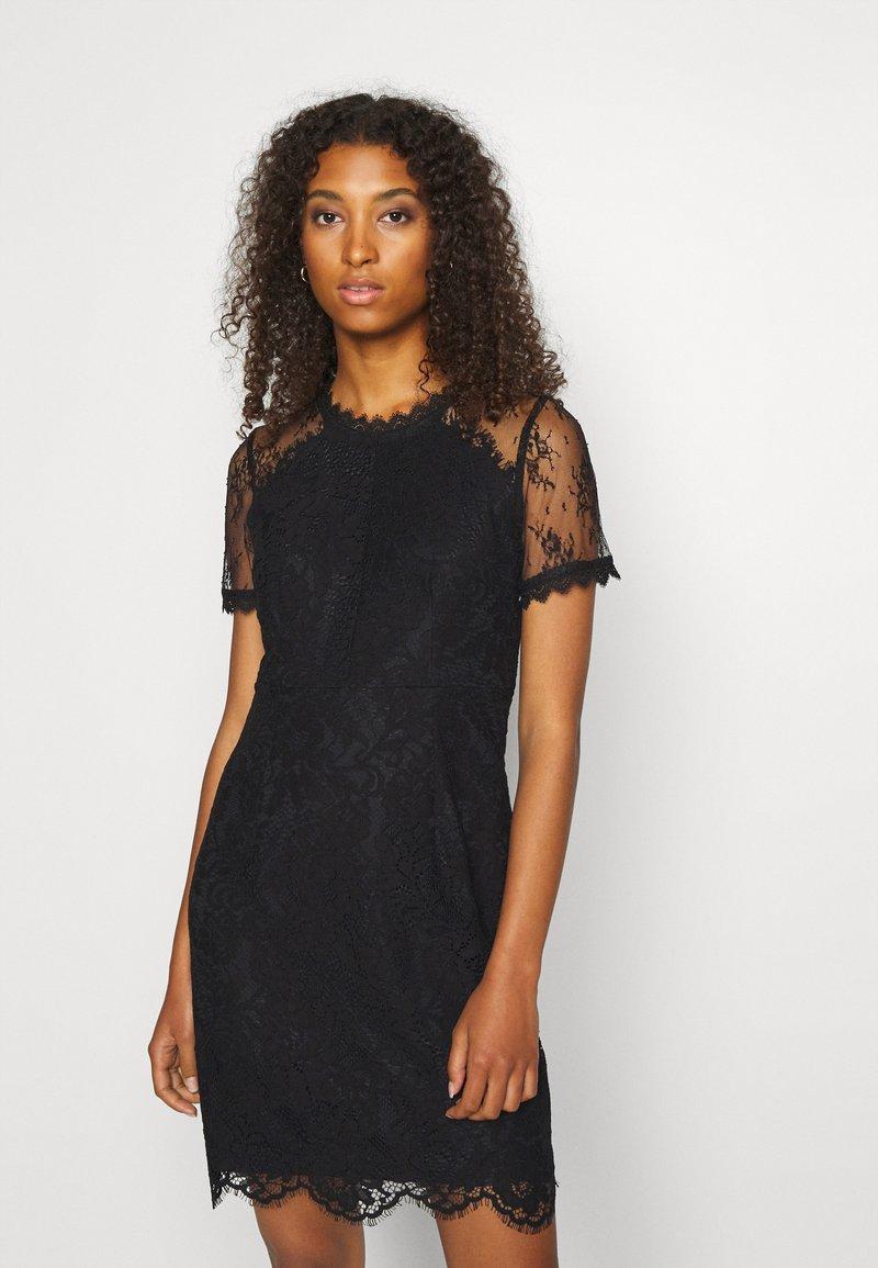 Morgan - RITALI - Koktejlové šaty/ šaty na párty - noir