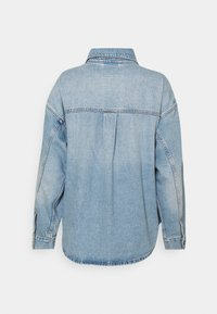 Levi's® - SHACKET TRUCKER - Giacca di jeans - pull up - 1