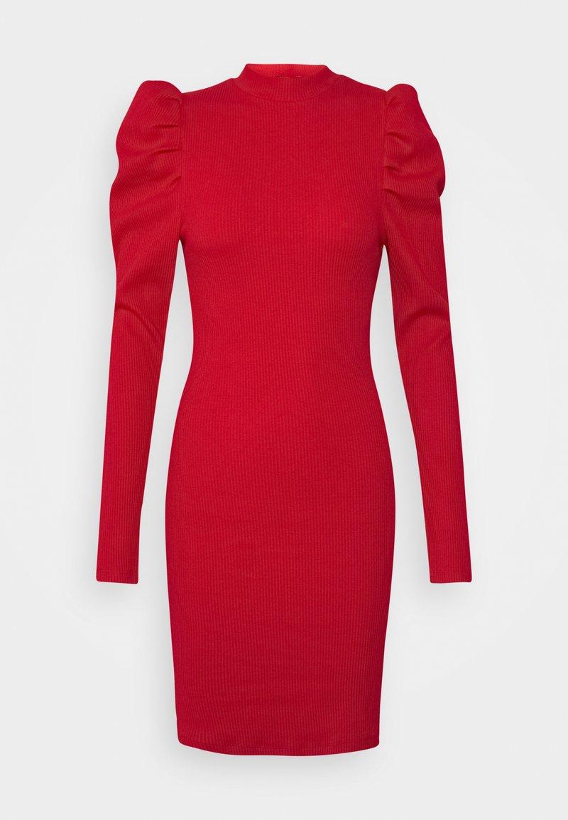 Fashion Union Tall - AURORA - Jumper dress - red