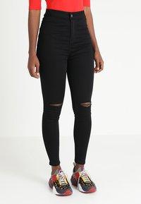 Even&Odd - Jeans Skinny Fit - black - 0