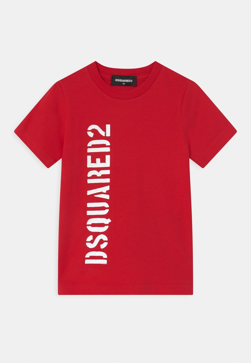 Dsquared2 - UNISEX - Print T-shirt - red