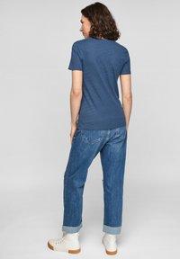 s.Oliver - Basic T-shirt - faded blue - 2