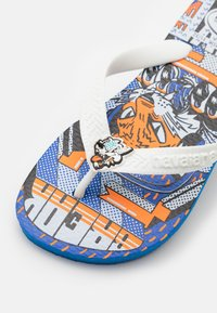 Havaianas - GRAFITTI - T-bar sandals - blue star - 5