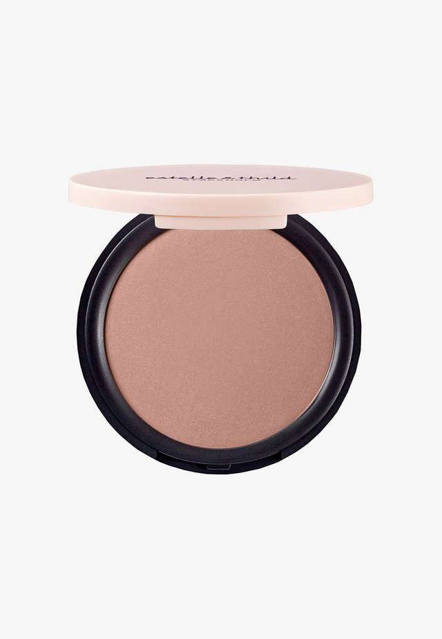BIOMINERAL FRESH GLOW SATIN BLUSH 10G - Blush - dusty rose