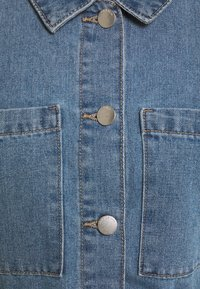 JDY - JDYATHENA BELT DRESS - Denim dress - light blue denim - 2