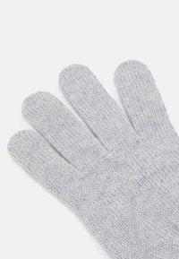 Tommy Jeans - BASIC FLAG GLOVES - Rękawiczki pięciopalcowe - grey - 1