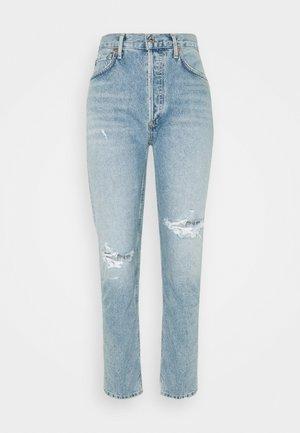 CHARLOTTE - Straight leg jeans - moondust