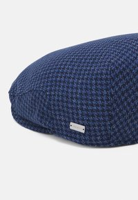 Hackett London - BRIGHTON FLATCAP - Hat - blue - 3