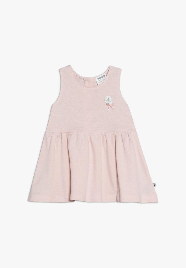 COUCOU MA PETITE - Vestito di maglina - rosa