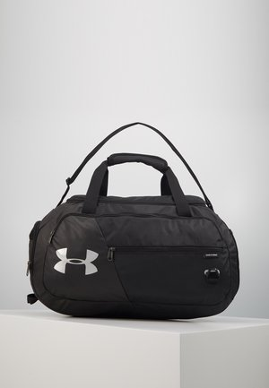 UNDENIABLE  - Sports bag - black/silver