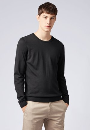 LENO - Jumper - black